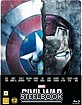 Captain America: Civil War  - Limited Edition Steelbook (NO Import) Blu-ray