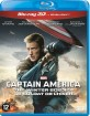 Captain America: The Winter Soldier 3D (Blu-ray 3D + Blu-ray) (NL Import ohne dt. Ton) Blu-ray