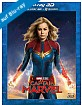 Captain Marvel (2019) 3D (Blu-ray 3D + Blu-ray + DVD + Digital Copy) (US Import ohne dt. Ton) Blu-ray