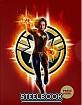 Captain Marvel (2019) 4K - Zavvi Exclusive Collector's Edition Steelbook (4K UHD + Blu-ray) (UK Import)