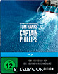 Captain Phillips - Steelbook (Blu-ray + UV Copy) Blu-ray