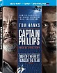 Captain Phillips (Blu-ray + DVD + UV Copy) (Region A - US Import ohne dt. Ton) Blu-ray