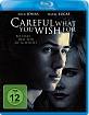 Careful What You Wish For (2015) Blu-ray