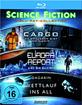 Cargo - Da draußen bist Du allein + Europa Report + Gagarin - Wettlauf ins All (Science Fiction Collection) Blu-ray