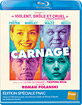 Carnage (Edition Speciale FNAC) (FR Import ohne dt. Ton) Blu-ray