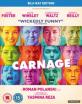 Carnage (UK Import ohne dt. Ton) Blu-ray
