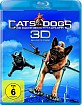 Cats & Dogs 2 - Die Rache der Kitty Kahlohr 3D (Blu-ray 3D) (Neuauflage) Blu-ray