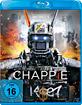 Chappie (2015) (Blu-ray incl. Schuber)