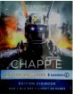 Chappie (2015) - E.Leclerc Exclusive Digibook (Blu-ray + DVD) (FR Import) Blu-ray