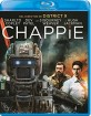 Chappie (2015) (ES Import ohne dt. Ton) Blu-ray