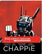 Chappie (2015) - FNAC Exclusive Limited Steelbook  (Blu-ray + DVD + Digital Copy) (FR Import) Blu-ray