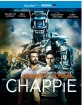 Chappie (2015) (Blu-ray + Digital Copy) (FR Import) Blu-ray