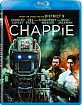 Chappie (2015) (Blu-ray + UV Copy) (US Import ohne dt. Ton) Blu-ray