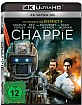 Chappie 4K (4K UHD + UV Copy) Blu-ray
