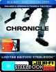 Chronicle - Extended Edition (Blu-ray + DVD + Digital Copy) - Steelbook  (AU Import ohne dt. Ton) Blu-ray