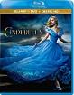 Cinderella (2015) (Blu-ray + DVD + UV Copy) (US Import ohne dt. Ton) Blu-ray