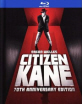 Citizen Kane im Collector's Book (US Import ohne dt. Ton) Blu-ray