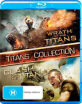 Clash of the Titans (2010) + Wrath of the Titans (2-Film Collection) (AU Import) Blu-ray