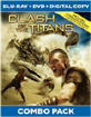 Clash of the Titans (2010) (Blu-ray + DVD + Digital Copy) (US Import ohne dt. Ton) Blu-ray
