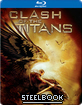 Clash of the Titans (2010) - Steelbook (New Edition) (US Import ohne dt. Ton) Blu-ray