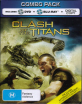 Clash of the Titans (2010) (Blu-ray + DVD + Digital Copy) (AU Import) Blu-ray