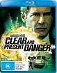 Clear and Present Danger (AU Import ohne dt. Ton) Blu-ray