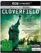 Cloverfield 4K (4K UHD + Blu-ray) Blu-ray