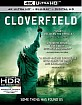 Cloverfield 4K (4K UHD + Blu-ray + UV Copy) (US Import) Blu-ray