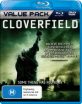 Cloverfield (Blu-ray + DVD) (AU Import) Blu-ray
