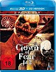 Clown of Fear 1&2 3D (Blu-ray 3D) Blu-ray