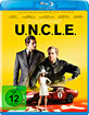 Codename U.N.C.L.E. (Blu-ray + UV Copy) Blu-ray