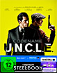 Codename U.N.C.L.E. - Limited Edition Steelbook (Blu-ray + UV Copy) Blu-ray