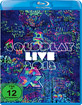 Coldplay - Live 2012 (Limited Edition) Blu-ray