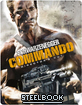 Commando (1985): Theatrical & Director's Cut - Limited Steelbook (IT Import)