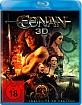 Conan (2011) 3D (Blu-ray 3D) (2. Neuauflage) Blu-ray