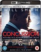 Concussion (2015) 4K (4K UHD + Blu-ray + UV Copy) (UK Import) Blu-ray