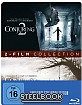 Conjuring 1+2 (Doppelset) (Limited Steelbook Edition) Blu-ray