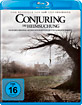 Conjuring - Die Heimsuchung (Blu-ray + UV Digital Copy)