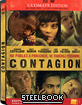 Contagion - Steelbook (Blu-ray + DVD + Digital Copy) - Edition Speciale FNAC (FR Import) Blu-ray