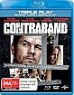 Contraband (Blu-ray + DVD + Digital Copy) (AU Import) Blu-ray