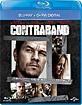 Contraband (Blu-ray + Digital Copy) (ES Import) Blu-ray