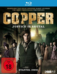Copper: Justice is brutal - Staffel 2 Blu-ray
