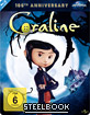 Coraline (100th Anniversary Steelbook Collection) Blu-ray
