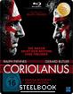 Coriolanus (2011) - Steelbook Blu-ray