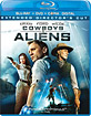 Cowboys & Aliens (Blu-ray + DVD + Digital Copy) (ES Import) Blu-ray