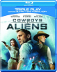 Cowboys and Aliens - Triple Play (Blu-ray + DVD + Digital Copy) (UK Import)