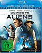 Cowboys & Aliens (Blu-ray + DVD + Digital Copy)