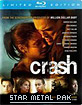 Crash - Limited Edition (Star Metal Pak) (NL Import ohne dt. Ton) Blu-ray
