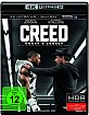 Creed - Rocky's Legacy 4K (4K UHD + Blu-ray + UV Copy) Blu-ray