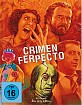 Crimen Ferpecto (Limited Mediabook Edition) (Cover B) Blu-ray